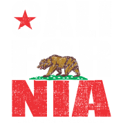 California Republic Bear dotted