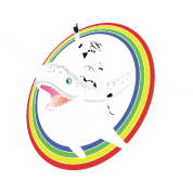 Narwhal Rainbow Stormtrooper