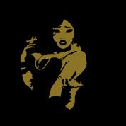 Pinup - Sexy Smoking Pinup Girl