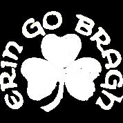 Erin Go Bragh Shamrock Clover Irish Ireland Tees