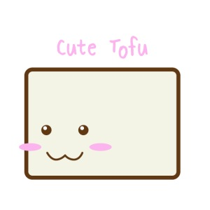 Cute Tofu Original