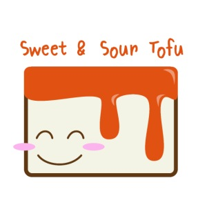 Cute Tofu Sweet Sour