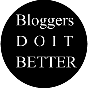 Bloggers do it better