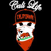 CALI Life Skull