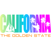 California Beach Golden State