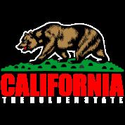California The Golden State Republic