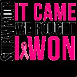 Breast Cancer Survivor I WON