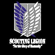 Scouting Legion- Attack on Titan