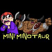 Mini Minotaur Tobuscus
