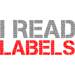 I READ LABELS