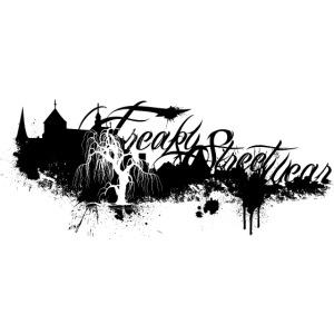 Freaky Streetwear MG Label black