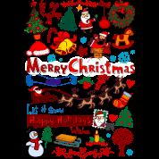 Christmas - Santa - December