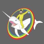 Narwhal Rainbow Heisenberg