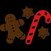 Lebkuchen Gingerbread man