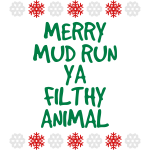 Merry Mud Run!