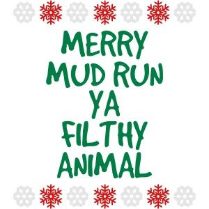 Merry Mud Run!