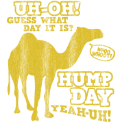 Uh-Oh Hump Day T Shirt