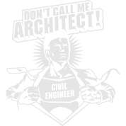 Don't call me architect