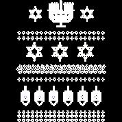 Ugly Happy Hanukkah Sweater Shirt