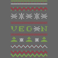 Design ~ Veg*n Ugly Sweater