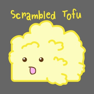 Cute Tofu Scrambled