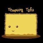 Cute Tofu: Tempura