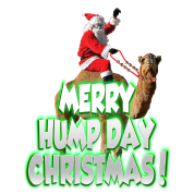 Merry Hump Day Christmas