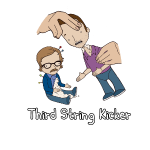 Third String Kicker Poster