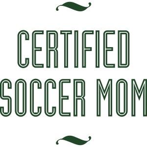 Certified Soccer Mom Women's Tee