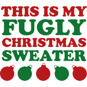 Fugly Christmas Sweater