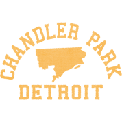 Chandler Park Detroit Neighborhood City Apparel