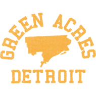 Design ~ Green Acres, Detroit