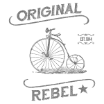 Original Rebel (gray)