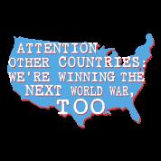 We're Winning the Next World War