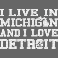 Design ~ Live Michigan Love Detroit