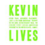 Kevin Lives lime