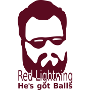 Red Lightning's Got Balls