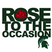 msu spartans rose bowl