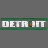 Design ~ Algerian Detroit National Flag