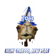 Hump Day Camel New Year 2014