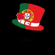 Portugal Go Mustache Fan