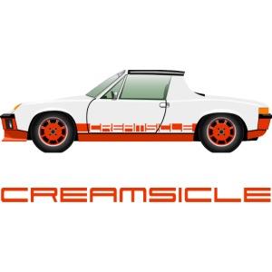 1974 Creamsicle T-shirt