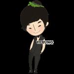 Super Junior - Chibi Yesung Shirt