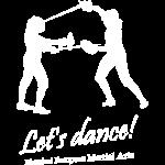 Let's dance white