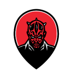 SKYF-01-027 darth maul portrait