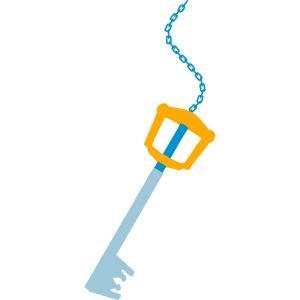 Sora's Keyblade