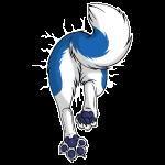 STUCK Husky Blue (back)