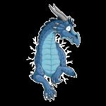 STUCK Blue Dragon