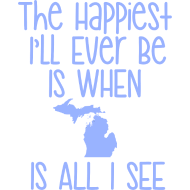 Design ~ Happiest I'll Ever Be Cute Clothing Apparel Shirts