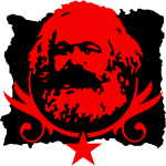 Karl Marx Red Star Mug